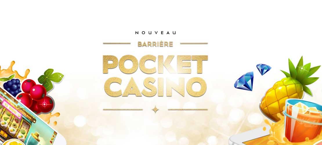 Barrière Pocket Casino