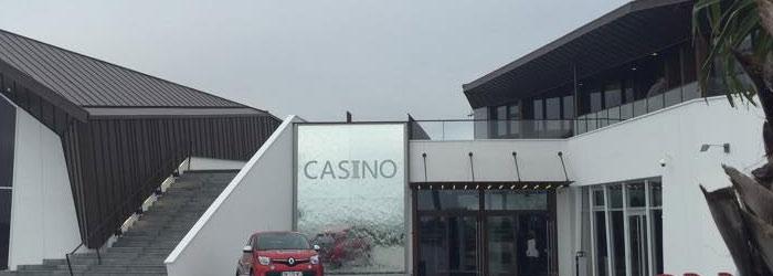 Le casino de Larmor Plage