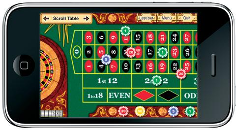 Casino sur mobile