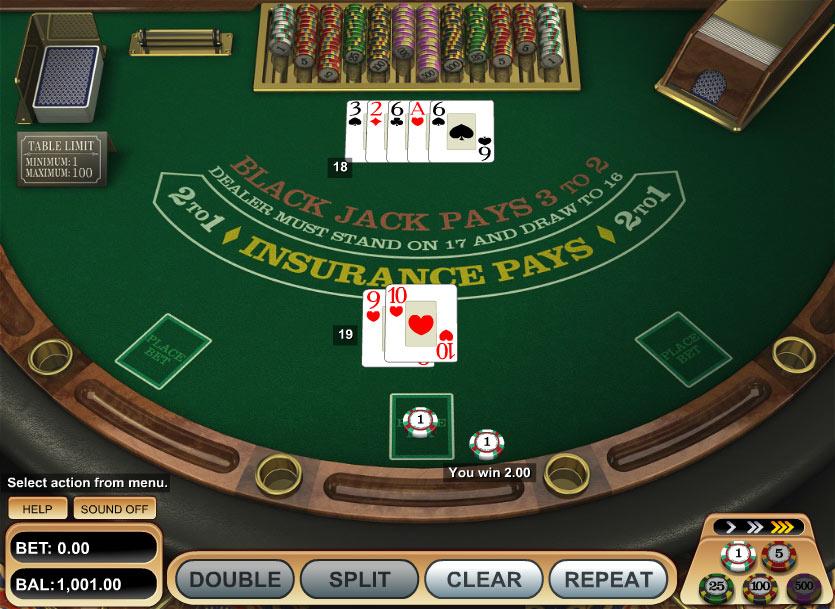 Grand Luxe Blackjack