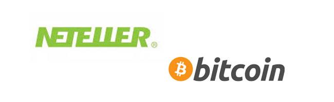 Neteller et Bitcoin